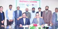 UIC Auto Guard agreement with ICMA Pakistan