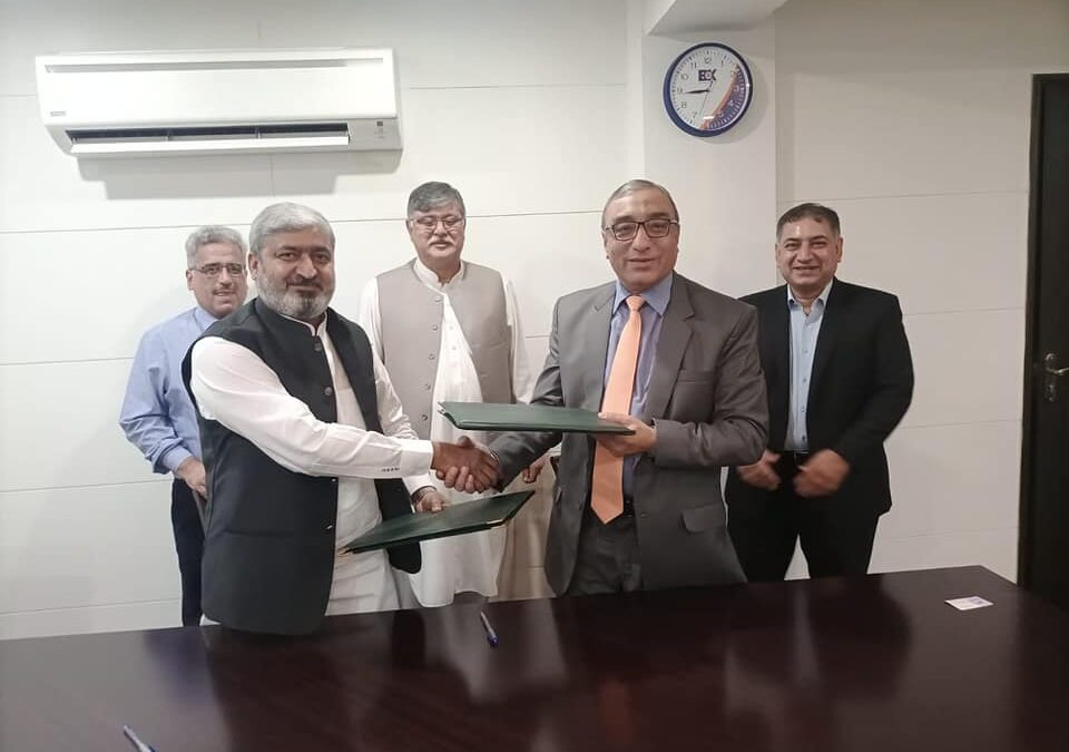 Bank of Khyber (BOK) and The United Insurance Company of Pakistan Limited (UIC) signs MOU